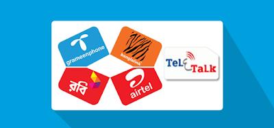 Check own number 2020: Airtel, GP, Robi, Banglalink, Teletalk