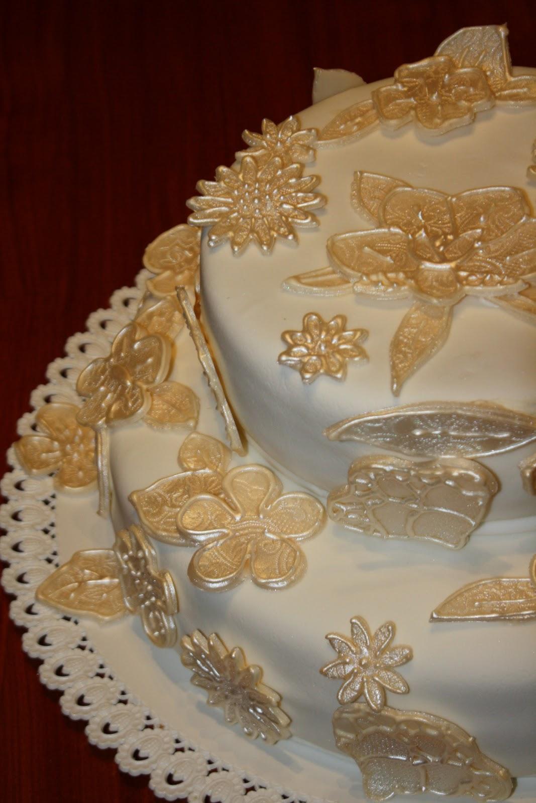 Favoloso DOLCISSIMONA: TORTA 25 ANNIVERSARIO DI MATRIMONIO GY53