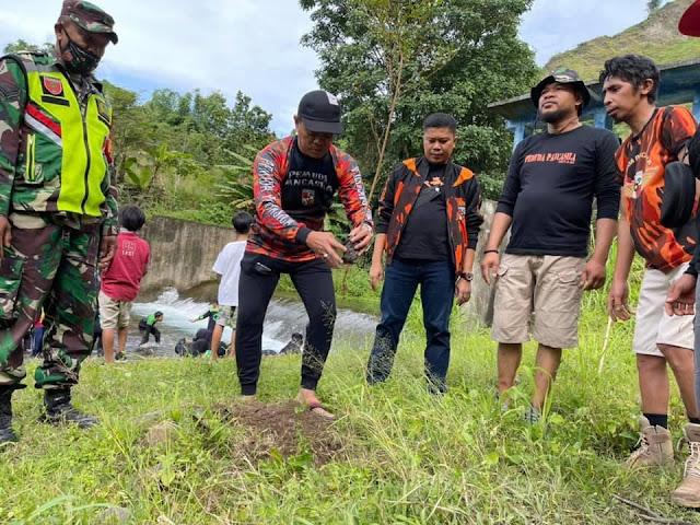 Peringati Hari Air Sedunia, BLH MPC Pemuda Pancasila Sinjai Tanam Ribuan Pohon