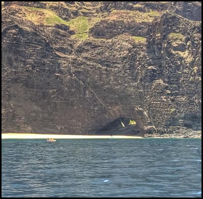 Honopu Arch - Kauai