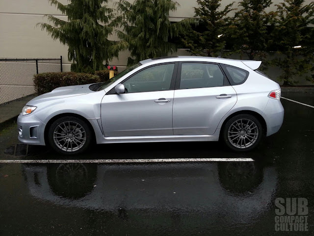 Our new 2013 Subaru WRX Premium
