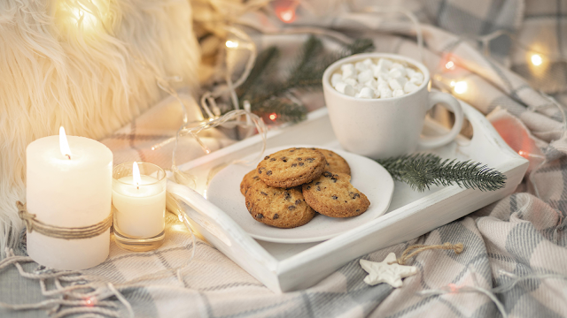 Faça você mesmo: Velas caseiras com cheirinho de Natal