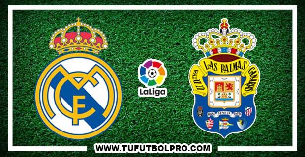 Ver Real Madrid vs Las Palmas EN VIVO Por Internet Hoy 5 de Noviembre 2017