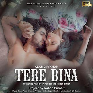 Nivedita Chandel back with new song Tere Bina featuring Tapan Singh   #NayaSaberaNetwork