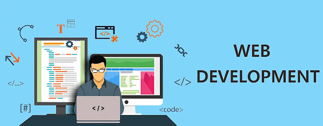 web development in drop servicing business