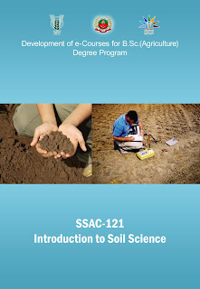 Introduction To Soil Science ICAR E course Free PDF Book Download e krishi shiksha