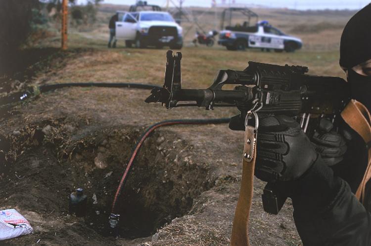 huachicoleros asesinan a tres hombres en Ciudad Serdán