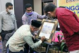 "Al Yasin Ali Apresiasi Launching Buku ""Menggugat Negara Maritim"" KAHMI di Ternate"