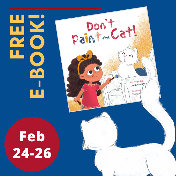 FREE Ebook: Don't Paint The Cat and Giveaway!