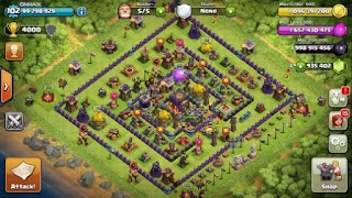 COC Clash of Clans Mod Unlimited Android Apk