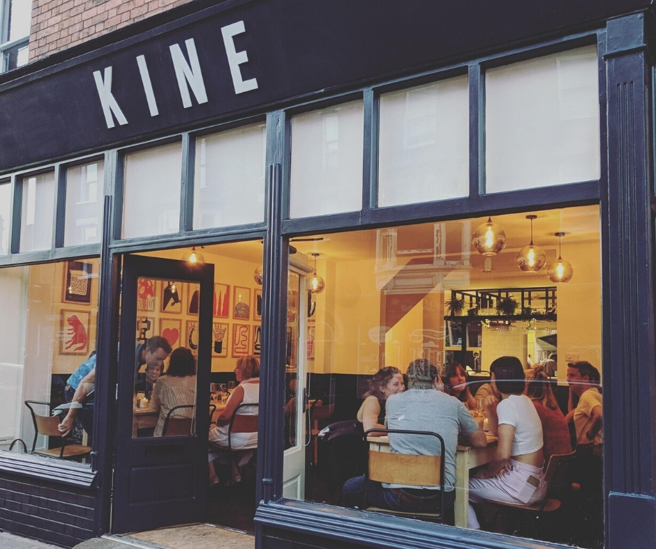 Kine restaurant Lincoln