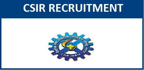 CSIR CIMFR Sr. Scientist Recruitment 2020