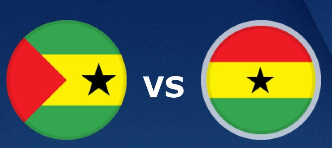بث مباشر مباراة غانا وساو تومي وبرينسيبي