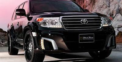 2018 Toyota Land Cruiser Modèle, redesign, prix et date de sortie Rumeur