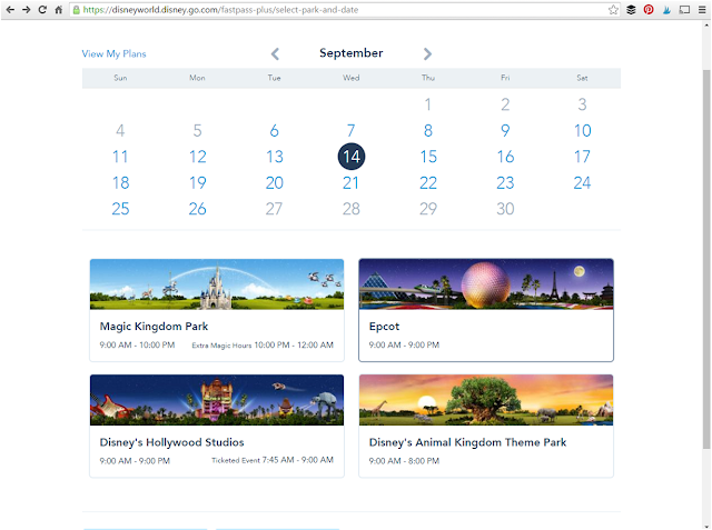 how to set-up disney fastpass+ with magic bands