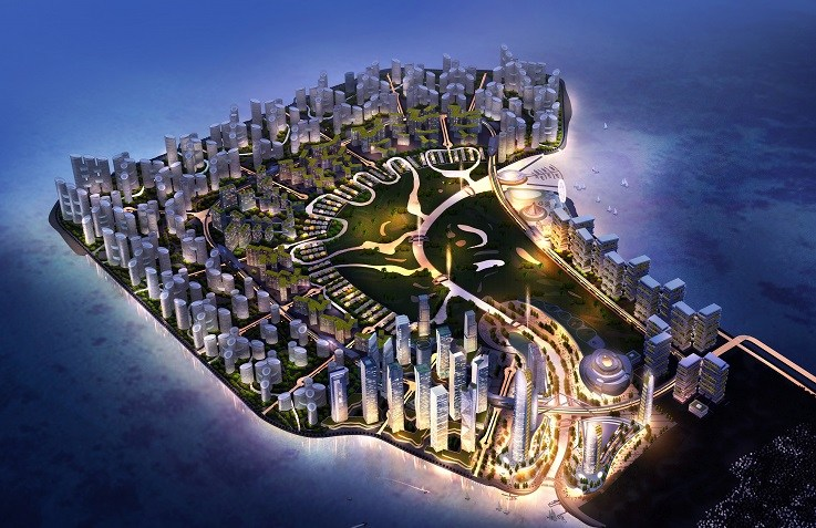 """The future of Manila: Watch video of """"New Manila Bay City of Pearl"""""""