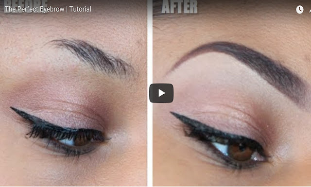 The Perfect Eyebrows Tutorial for Beginners