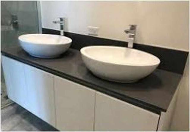 Top bathroom vanities miami showroom