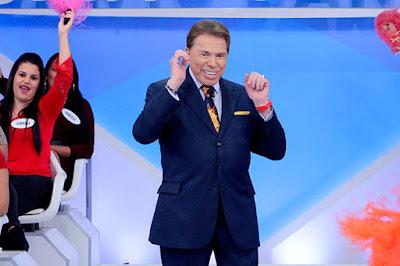 Programa Silvio Santos alcança melhor audiência em anos