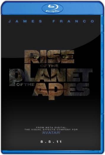 El planeta de los simios Evolución (2011) HD 1080p Latino