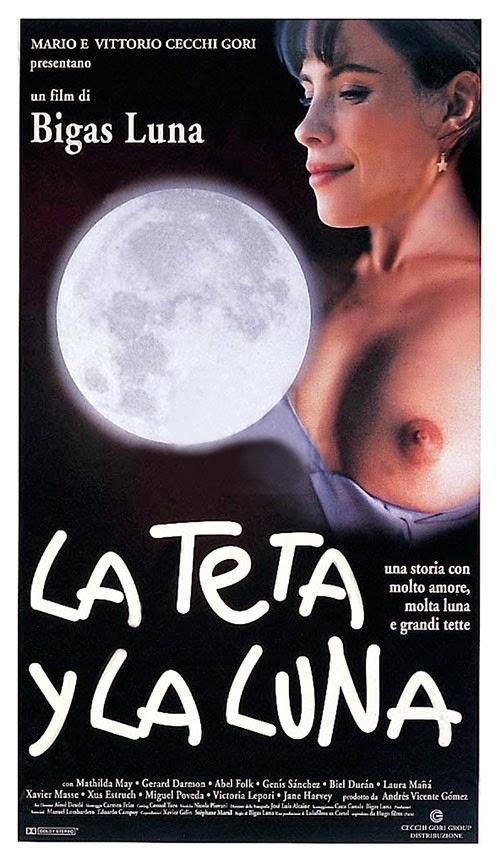 The Tit and the Moon (La teta y la luna) Full Spain 18+ Adult Movie Online Free