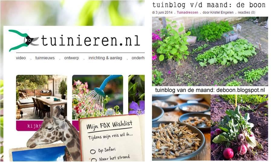 tuinieren tuinieren.nl tuinblog moestuinblog volkstuinblog