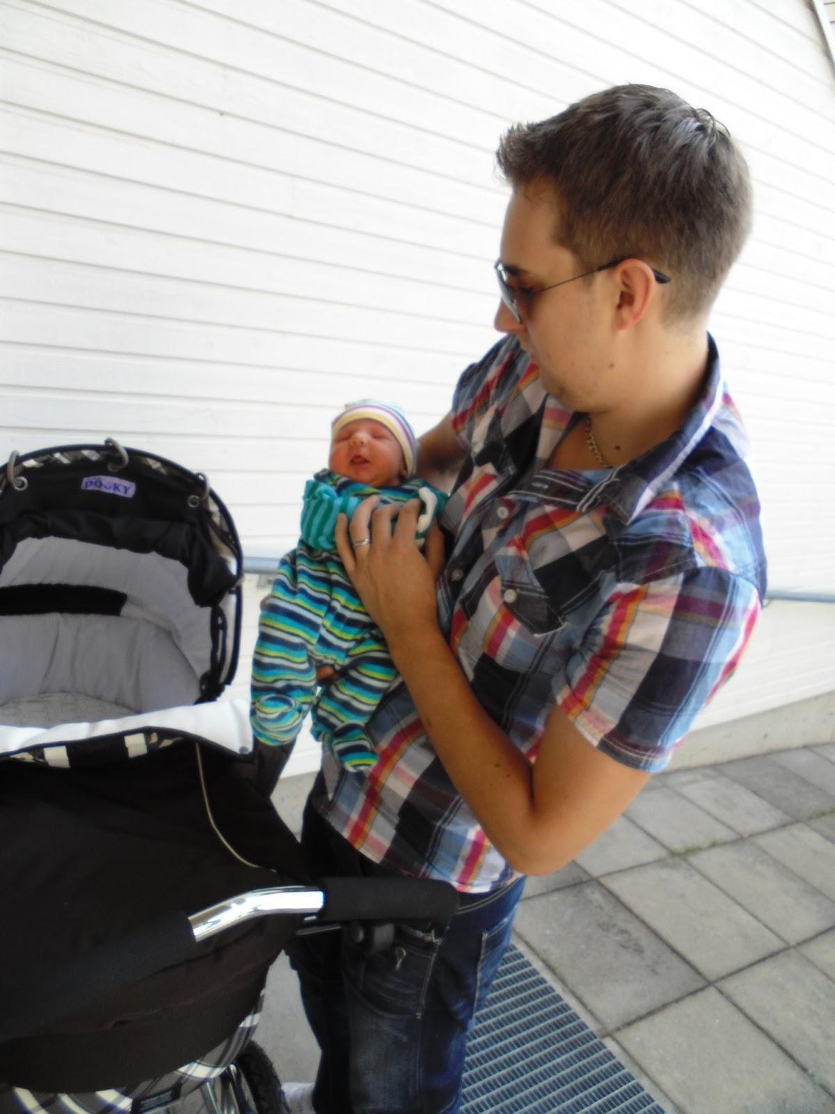 Vauvan Ulkoilu