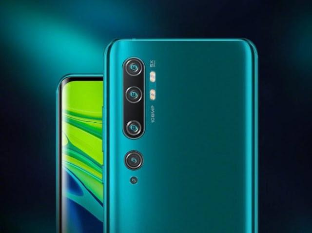 شاومي تكشف عن هاتف Mi CC9 Pro رسميًا في الصين