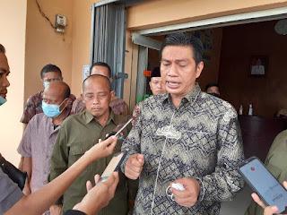 Bupati Batanghari Fadhil Arief Bakal Bentuk Tim Khusus, Guna untuk Meningkatkan Investasi Masuk