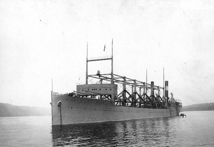 The Disappearance of USS Cyclops