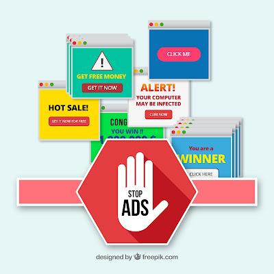 Cara Menghapus Iklan di HP Smartphone Dengan Mudah