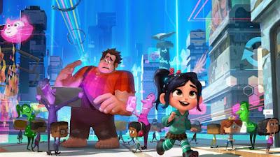 Wi-Fi Ralph, Walt Disney Animation, 2019