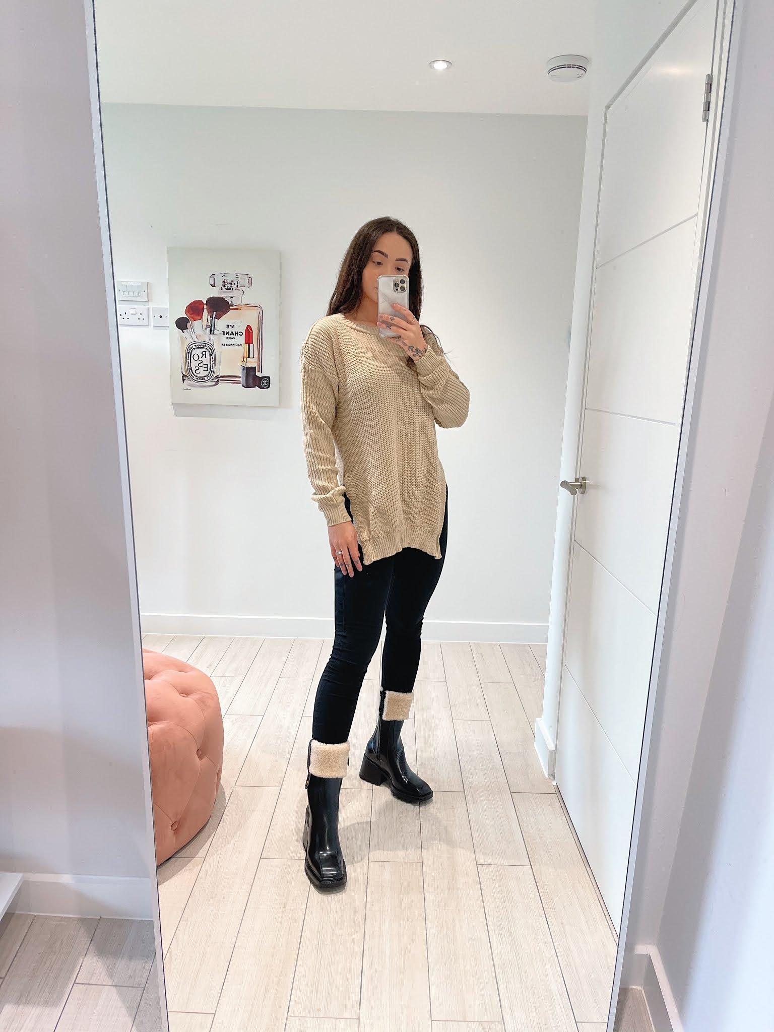 http://femmeluxe.co.uk/stone-oversized-split-side-knitted-jumper-lore