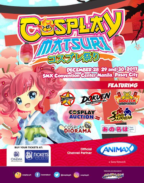 cosplay matsuri animax ranneveryday