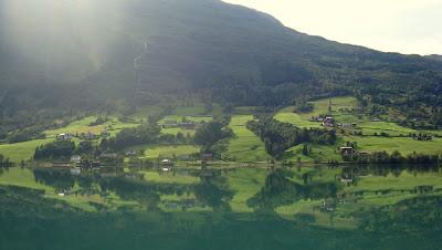 Paisajes de Noruega