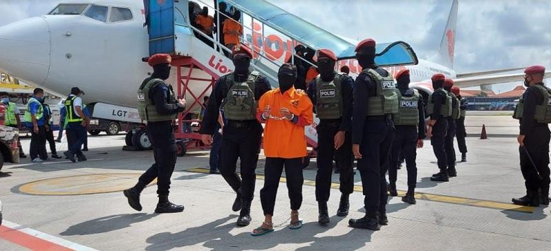 anggota fpi jadi teroris