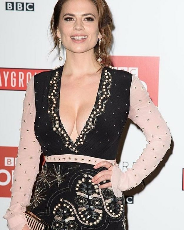 Hayley Atwell Latest Hot Photos
