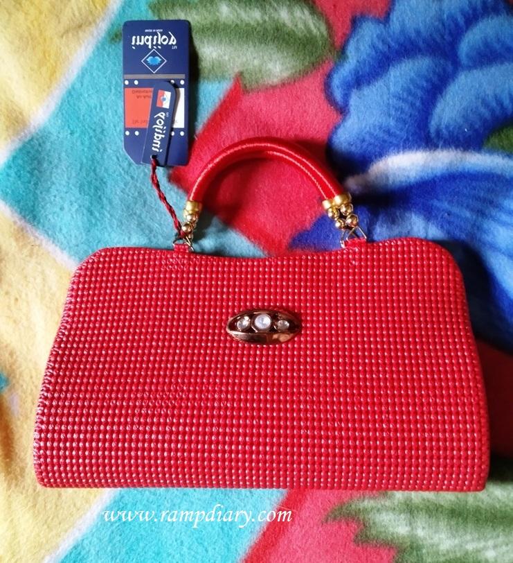 My latest handbag from Indijoy