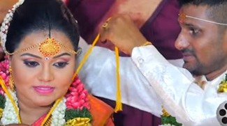 Malaysian Indian Wedding Highlights Of Murugan & Parameswari