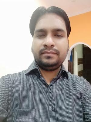Poet nitish tiwary