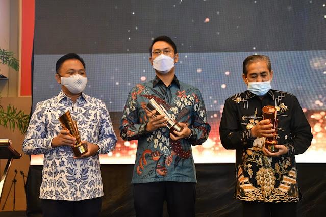 ASA Antarkan Sinjai 'Rengkuh' Penghargaan Terbaik II Pembangunan Daerah