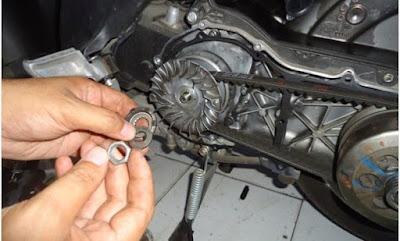 Cara Merawat CVT Motor Matic