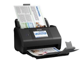 Epson WorkForce ES-580W scanneur pilote d'imprimante gratuite