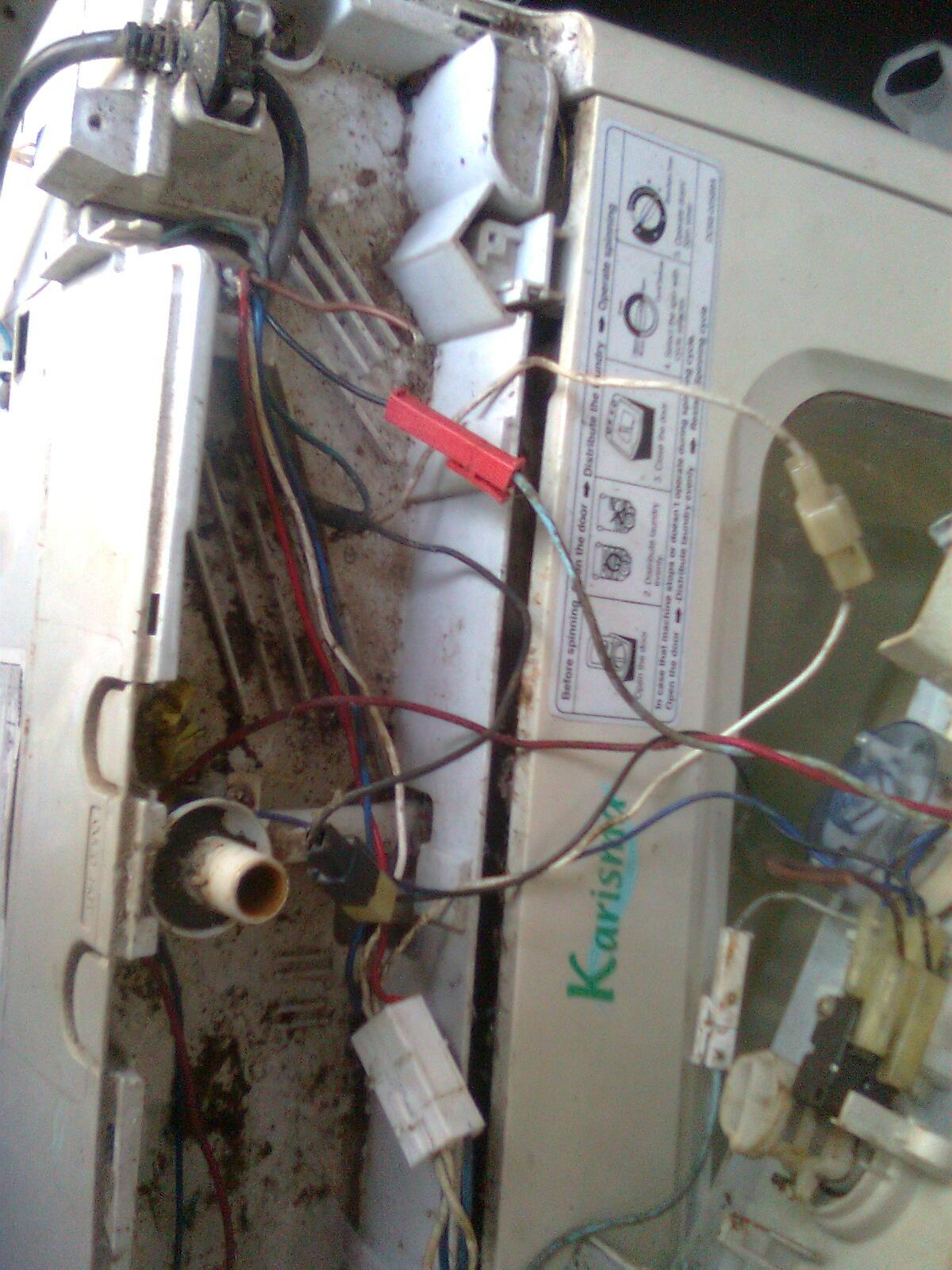 semi automatic washing machine wiring diagram service washing machine ernakulam aluva angamaly kochi ... godrej fully automatic washing machine wiring diagram
