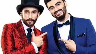 Ranveer Singh praises Arjun Kapoor for Panipat