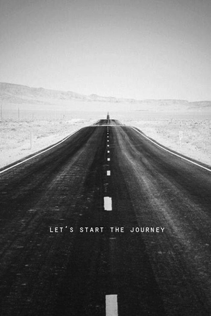let's start NEW journey.