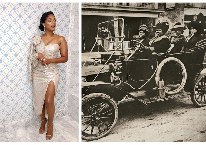 Tiffany Haddish to play daughter of first black female millionaire CJ Walker in upcoming series