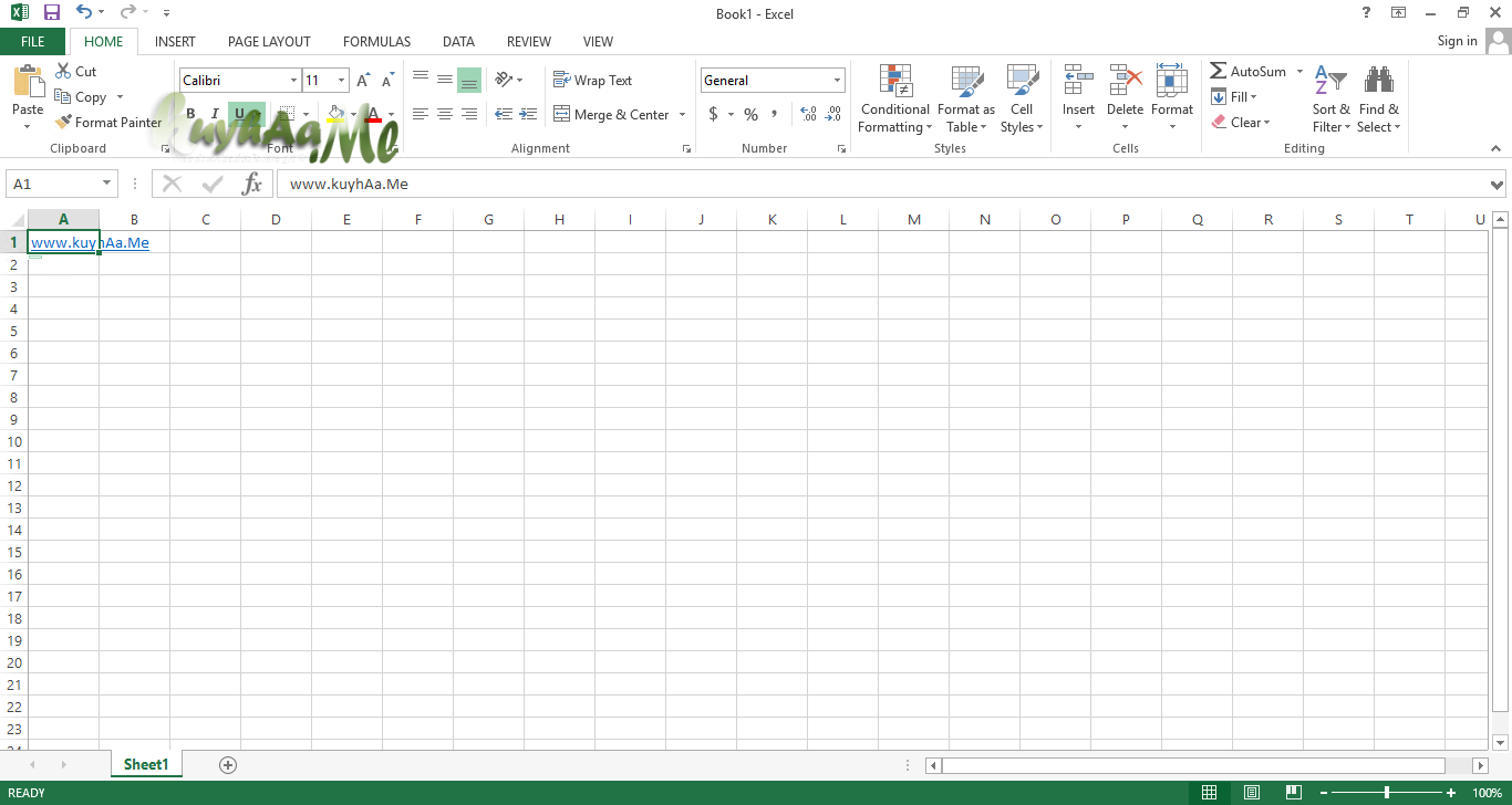 Microsoft Office 2013 SP1 terbaru