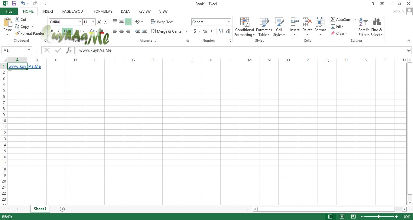 Microsoft Office 2013 SP1 terbaru