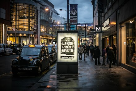 Adbusting in England - Brandalism 2014 | 40 street artists. 10 cities. 365 ad takeovers. 2 days. ( 1 Video )